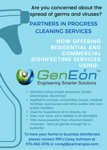 Partners In Progress Cleaning Services